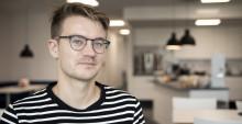 Joakim Hjertvik – Kreativ utvecklare med fokus på kunden