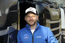 Scania Driver Competitions: Stefan Spengler bereit fürs Europafinale