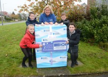 Stewarton pupils get a lesson with fibre broadband