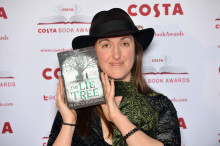 THE LIE TREE BY FRANCES HARDINGE NAMED 2015 COSTA BOOK OF THE YEAR