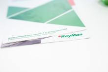 Global tillverkare av land- och luftburna transportmedel tecknar ramavtal med KeyMan