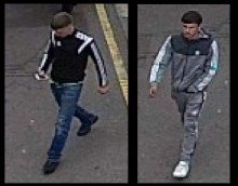 CCTV images released in aggravated theft investigation – Thatcham