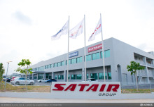 Satair Group at Singapore Air Show