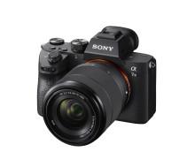 """A Sony expande a gama de câmaras """"full frame sem espelho"""" com a nova a7 III, que integra as mais recentes tecnologias de imagem num corpo compacto"""