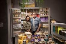 Första butiken i Hongkong som satsar på KRAV-märkt