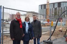 Pressemitteilung: Stadtführungen zum aktuellen Stand im Wandel in der Kieler Innenstadt
