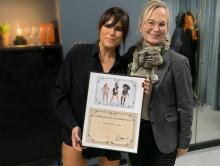 Mia Skäringer har slagit rekord på Scandinavium!