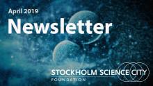 Stockholm Science City Newsletter - April 2019