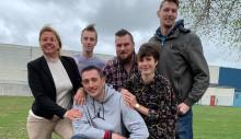 Årets arbetslag i Eslövs kommun har våra ungdomar i fokus
