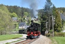 Die Preßnitztalbahn dampft wieder!