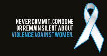 Merseyside Police arrest a number of people in relation to domestic abuse offences in conjunction with the 'White Ribbon' campaign