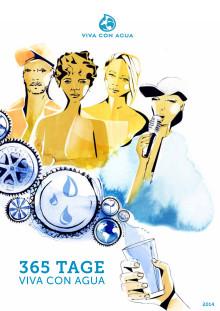 365 Tage Viva con Agua - Jahresbericht 2014