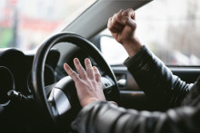 Three-in-10 drivers have witnessed another motorist being physically abused