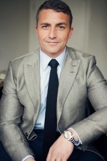 Lars Bergmark ny vd för Pirelli i Sverige