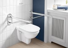Neues Komplettangebot für barrierefreie Badlösungen –  ViCare: Funktionalität, Komfort und Eleganz im Multigenerationenbad