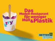 McDonald's Deutschland startet Live-Experiment mit alternativen Verpackungen