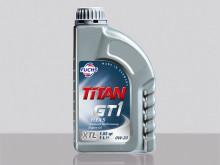 TITAN GT1 FLEX 5 SAE 0W-20 – uusi alhaisen viskositeetin moottoriöljy, joka soveltuu useisiin automerkkeihin