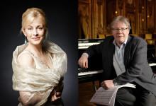 Rolf Martinssons sångcykel framförs i Australien/Martinsson songs receive Australian premiere