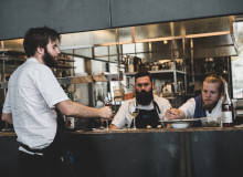 Vatten Restaurang & Kafé i Nordiska Akvarellmuseet blev Årets Kulturrestaurang 2017 på Restauranggalan