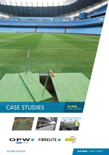Composite Manhole and Trench Access Cover Manufacturer Fibrelite Releases New Case Study Book Featuring Over 120 Installations In Over 90 Countries
