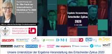 HEUTE - Unternehmens-/Klinikführer 2020 und nächster Tag Ergebnis-Veranstaltung / Deutscher Krankenhaustag 2020