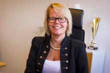 Maria Tallmar – Ekonomiassistent med möjlighet att forma sitt arbete