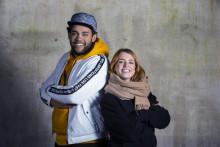 Clara Henry och Daniel Riley snackar om sex i ny UR-serie