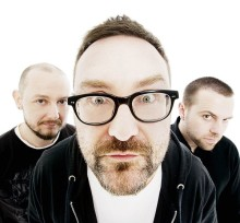 """THERAPY? – Nytt album """"A Brief Crack Of Light"""" release 17/2!"""