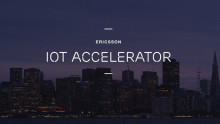 Ericsson makes Flowscape a global IoT-partner