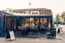 IKEA kök på turné genom Sverige