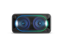 Sonyn uudet kannettavat EXTRA BASS™ -kaiuttimet tarjoilevat vahvoja bilesoundeja ilman johtoja