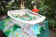 Center Parcs are set to turn Longford into a 29.5°C Subtropical Swimming Paradise and announce that you can now book breaks for winter 2019