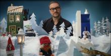 Shanes julekalender 2015 samler familien om saks, limpistol og iPads