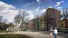 Pressinbjudan: Två detaljplaner med fokus på nybyggnation av bostäder