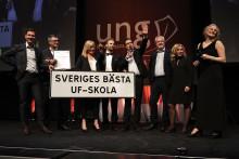Procivitas i Helsingborg är årets bästa skola för unga företagare