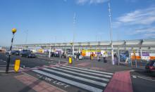 Drop-off and pick-up charges at UK airports continue to soar