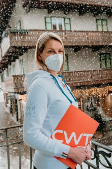 CWT M&E, the first events company certified in contagion risk management is official 2021 FIS Alpine Ski Championships partner