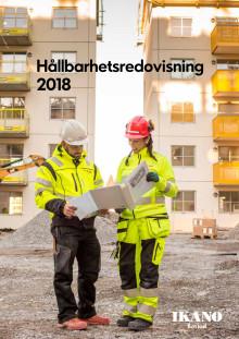 Ikano Bostads hållbarhetsredovisning 2018
