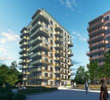 Tornstaden bygger hyresrätter för Wallenstam i Sundbyberg