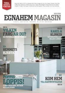 Nytt nummer av Egnahem magasin - Beställ gratis