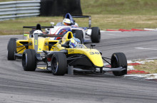 Två nya segrare i Formula STCC Nordic i Anderstorp