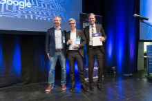 APPSfactory gewinnt erneut European Digital Media Award für Best Mobile News Service