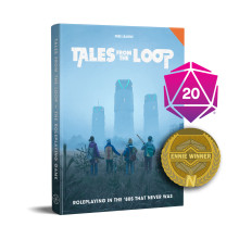 Tales From the Loop RPG Launched On the Roll20 Virtual Tabletop