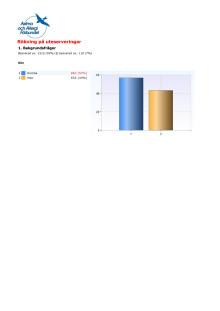 Ny undersökning:rökfria uteserveringar