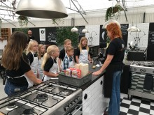 Internationella kockdagen 20 oktober: Vill inspirera barn att äta nyttigt