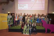 """Preisverleihung durch das Bayernwerk: Schulklassen im Ideenwettbewerb """"Schulfilm:Natürlich!"""" im Rahmen von NaturVision ausgezeichnet"""