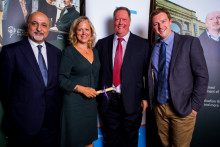 Northumbria and BIM Academy win hat trick of awards