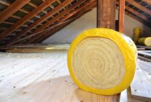 Gedämmte Häuser vermindern CO2-Fußabdruck