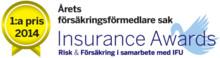 Aon blev årets försäkringsförmedlare inom sakförsäkring