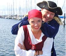 Barn på Palladium – SjörövarMange & Katta Pirat  på Palladium Malmö 25 januari